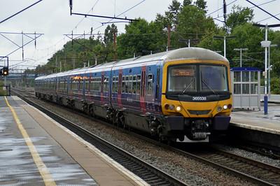 365 538 Finsbury Park 13 July 2014