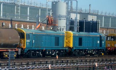 20 096 & 20 107 Neasden Depot 14 July 2014