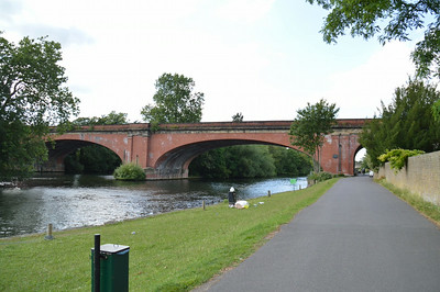 Maidenhead viaduct 13 July 2014
