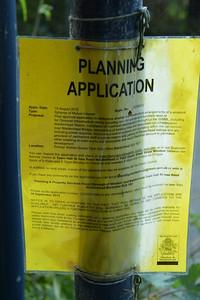 Crossrail notice Maidenhead viaduct 13 July 2014