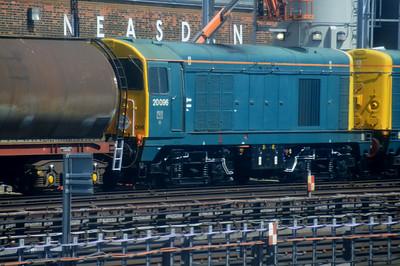 20 096  Neasden Depot 14 July 2014