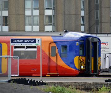 455 721 Clapham Junction 14 July 2014