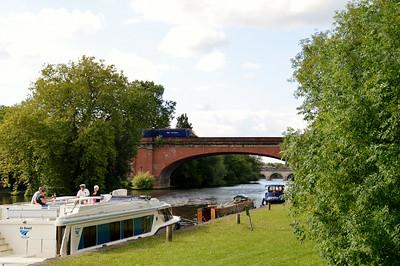43 032 Maidenhead viaduct 13 July 2014