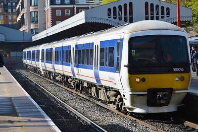 165 015 Marylebone 6 May 2015