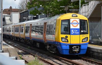 378 135 Highbury & Islington 6 May 2015