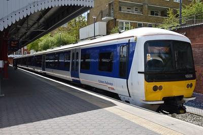 165 038 Marylebone 5 May 2015