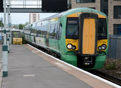 377 204 East Croydon 5 June 2017
