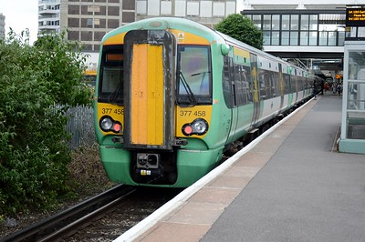 377 458 East Croydon 5 June 2017