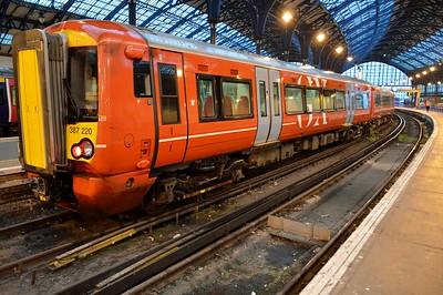 387 220 Brighton 5 June 2017