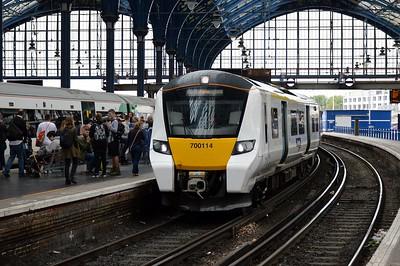 700 114 Brighton 5 June 2017