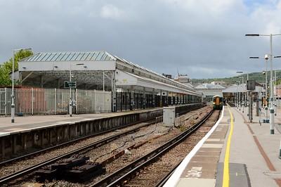 Eastbourne station 6 June 2017