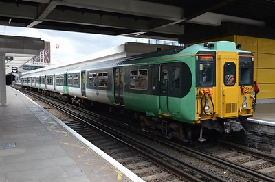 455 809 East Croydon 5 June 2017