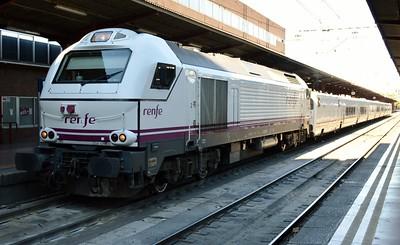 334 014 Madrid Chamartin 28 November 2015