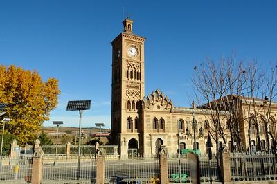Toledo Station 27 November 2015