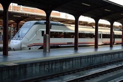 599 013 Madrid Chamartin 28 November 2015