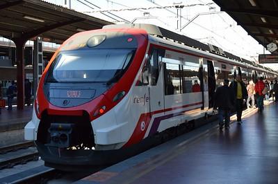 465 519 Madrid Chamartin 28 November 2015