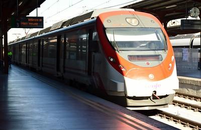 465 102 Madrid Chamartin 28 November 2015