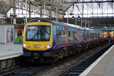 170 304 Manchester Piccadilly 7 December 2014