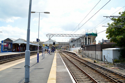 Altrincham Station 22 June 2014