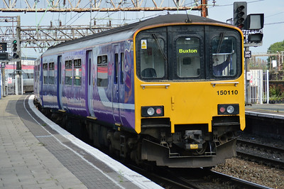 150 110 Manchester Piccadilly 22 June 2014