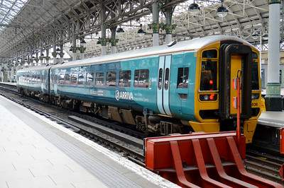 158 836 Manchester Piccadilly 22 June 2014