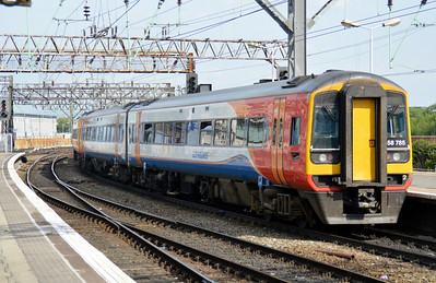 158 785 Manchester Piccadilly 22 June 2014