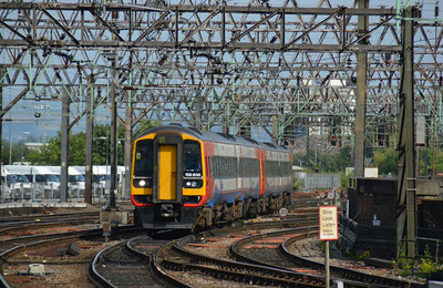 158 806 Manchester Piccadilly 22 June 2014