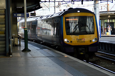 170 308 Manchester Piccadilly 22 June 2014