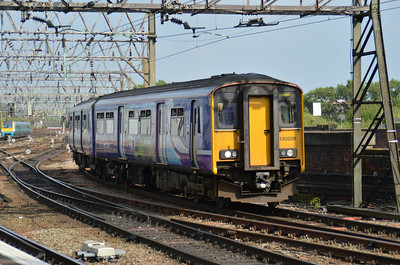 150 228 Manchester Piccadilly 22 June 2014