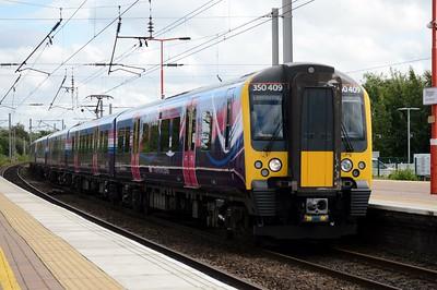 350 409 Wigan North Western 21 August 2016