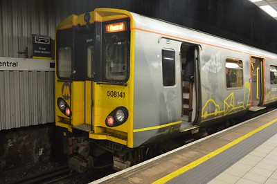 508 141 Liverpool Central 22 August 2016