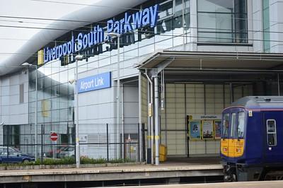 319 375 Liverpool South Parkway 22 August 2016