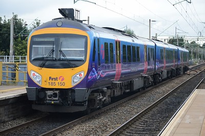 185 150 Liverpool South Parkway 22 August 2016