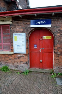 Layton Station 22 August 2016