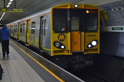 507 017 Liverpool Lime St 22 August 2016