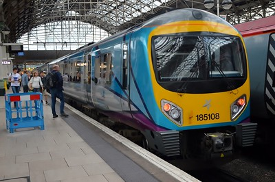 185 108 Manchester Piccadilly 22 August 2016