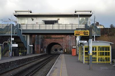 Kirkdale station 28 December 2017