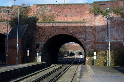 Tunnel at Kirkdale 28 December 2017