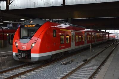 1440 826 Dusseldorf Hbf 24 November 2016