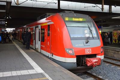 422 532 Dusseldorf Hbf 24 November 2016