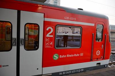 420 433 Dusseldorf Hbf 24 November 2016