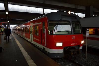 420 415 Dusseldorf Hbf 24 November 2016