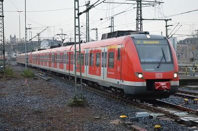 422 043 Dusseldorf Hbf 24 November 2016