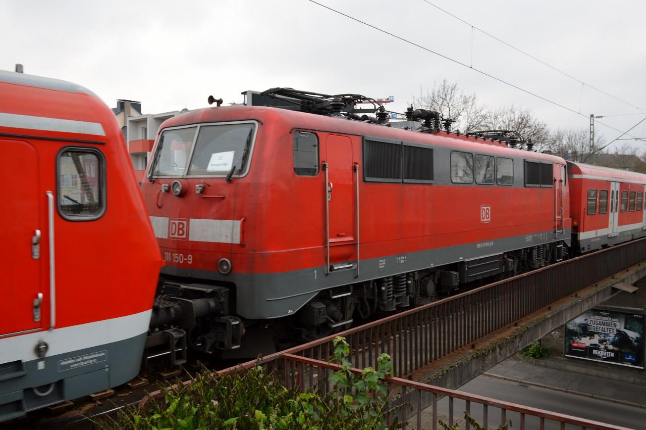 111 150 Bochum Hbf 24 November 2016