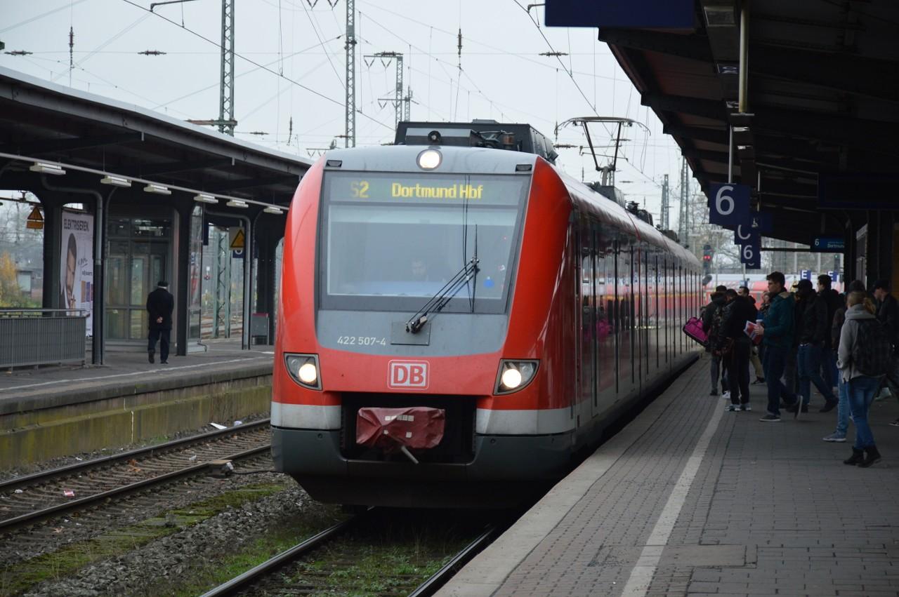 422 507 Wanne-Eickel 24 November 2016
