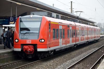 425 105 Bochum Hbf 24 November 2016
