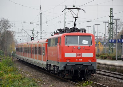 111 155 Bochum Hbf 24 November 2016