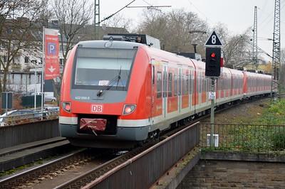 422 050 Bochum Hbf 24 November 2016