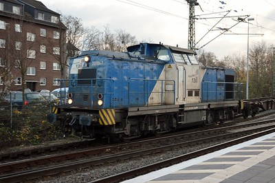 203 004 Rheinhausen 24 November 2016