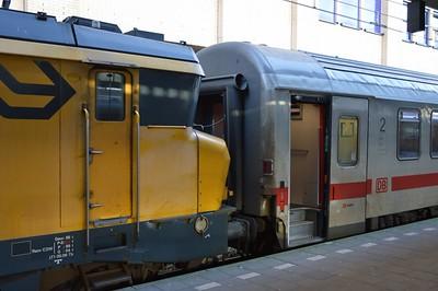 1761 & DB IC set at Amersfoort 30 December 2015